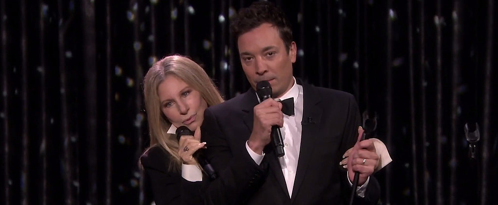 Barbra Streisand Completely Took Over The Tonight Show in the Best Way Possible