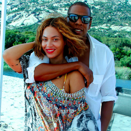 Beyonce Shares Pictures From Her Birthday