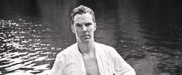 Benedict Cumberbatch Looks Hotter Than You Ever Imagined