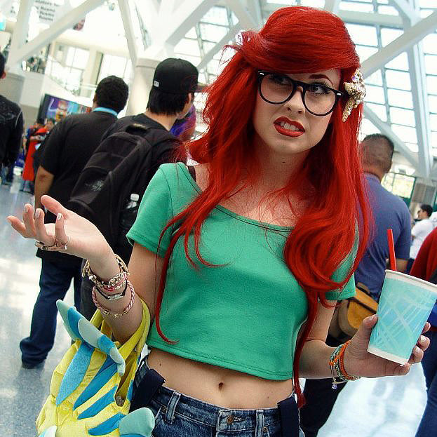 Popsugar Love Sex: Ariel Costume Ideas For Adults