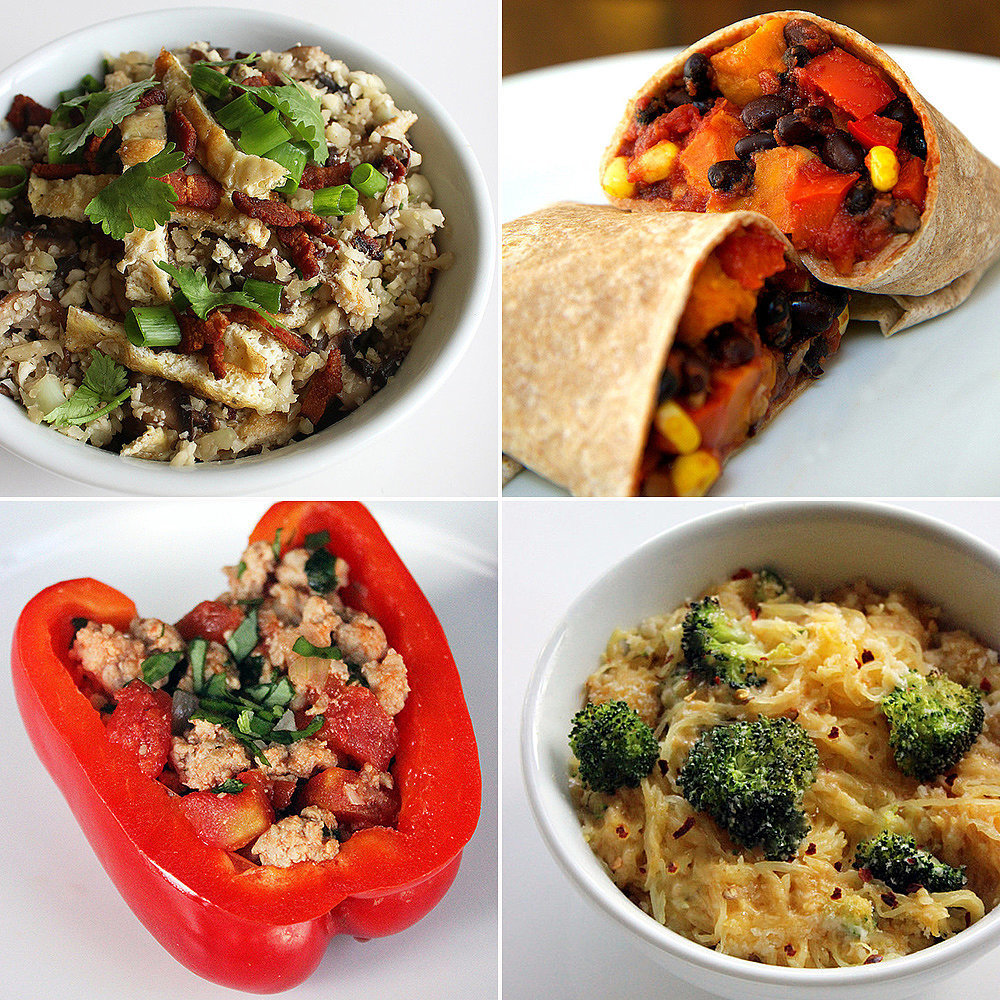 healthy dinner recipes popsugar fitness