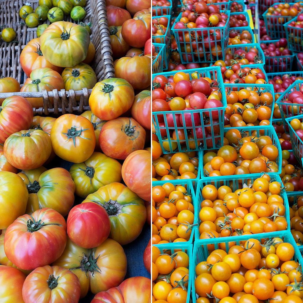 The Fall Food: Tomatoes