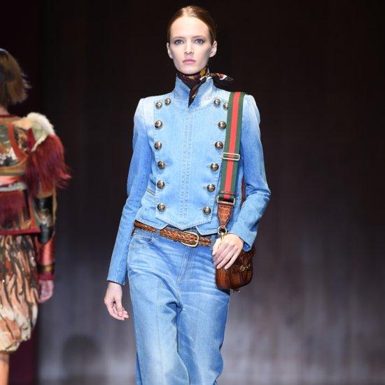Gucci Spring 2015 Show   Milan Fashion Week