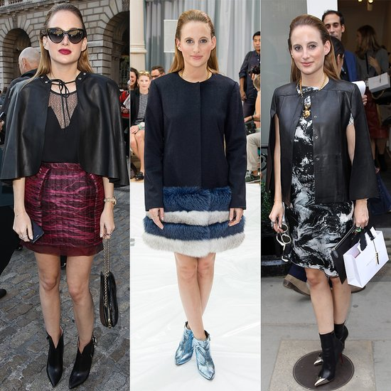 Rosie Fortescue's London Fashion Week Report Part 3