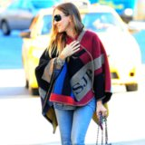 This Poncho Trend Has Your Name Written All Over It