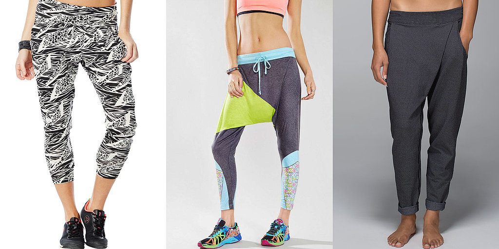 10 Harem Pants For Relaxing or Working Out