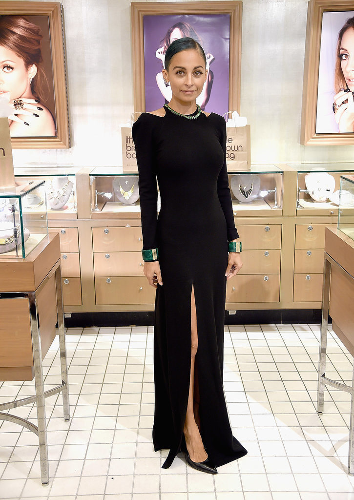 She made a stunning appearance at a trunk show for her House of Harlow 1960 collection at Bloomingdale's in NYC in September 2014.