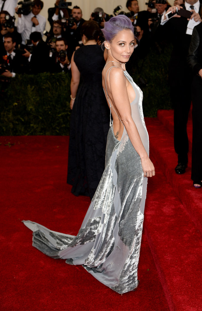 In May 2014, Nicole struck a glamorous pose at the Met Gala in NYC.