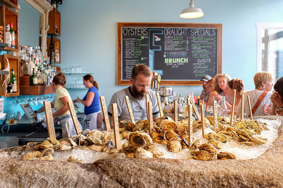 An Epic Maine Food Tour: Eventide, Vinland, Slab, Fore Street, Five Islands Lobster Co.