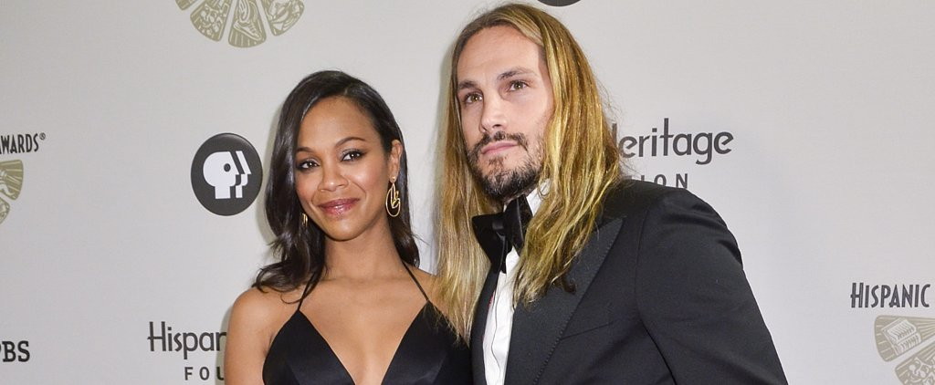 This Video of Pregnant Zoe Saldana Dancing Will Make You Smile