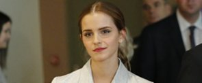 Emma Watson Tells Men It's Time to Fight For Gender Equality