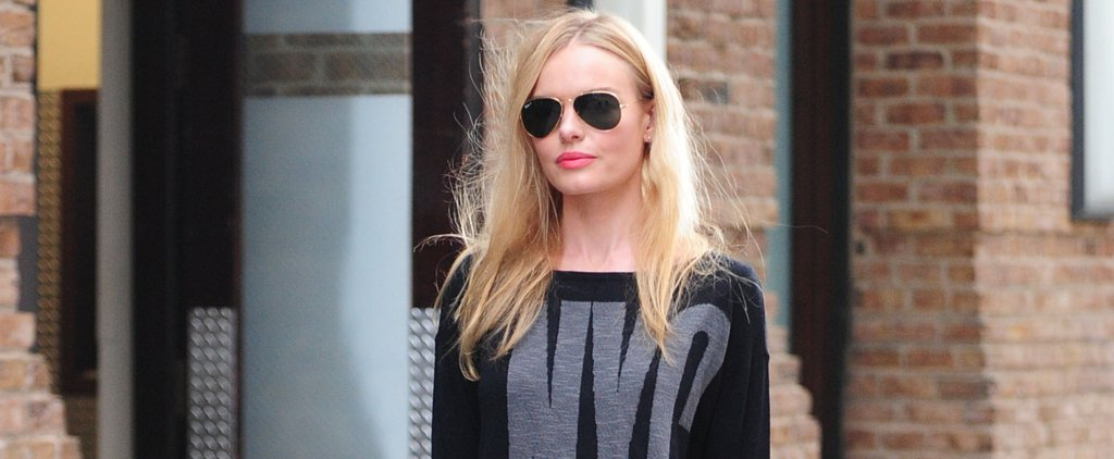 Kate Bosworth's Destination Sweater Has Us Consumed by Wanderlust