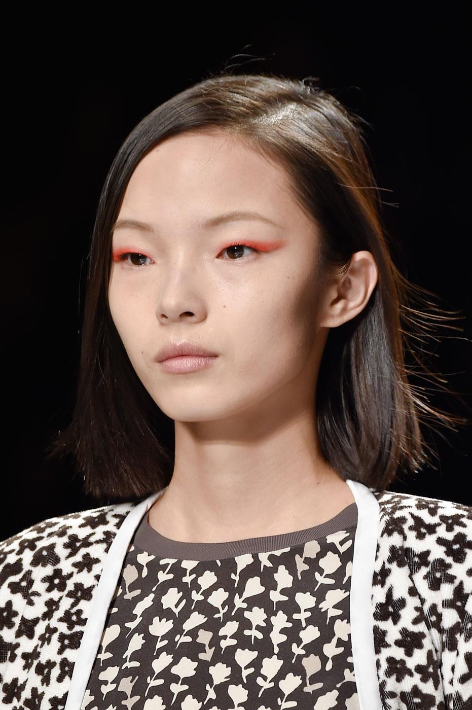 Xiao Wen Ju | DKNY S/S 2015 | IMG Models