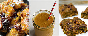 37 Healthy Pumpkin Recipes You'll Want to Make Way Before Fall