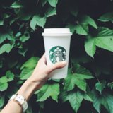Starbucks Dark Barrel Latte