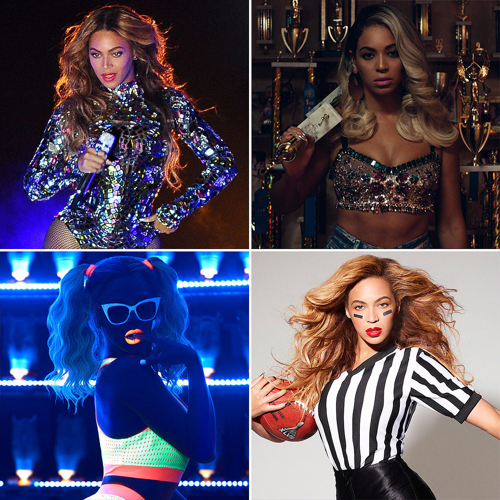 DIY BEYONCE TWIN REVEAL HALLOWEEN COSTUME! | CELEBRITY ...
