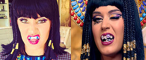 """The Road to Katypatra: Get Katy Perry's """"Dark Horse"""" Look For Halloween"""