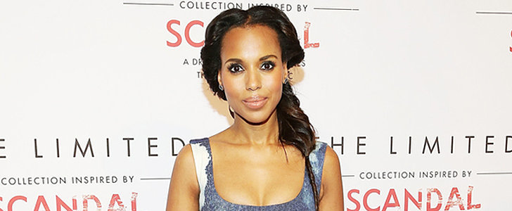 Kerry Washington Promises an Actual Scandal This Season