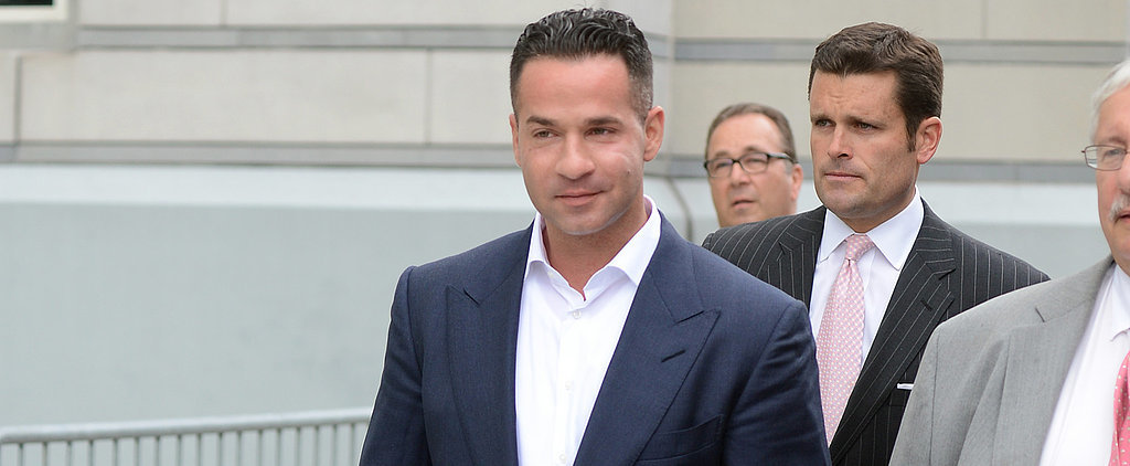 "Mike ""The Situation"" Sorrentino Pleads Not Guilty to Tax Fraud Charges"