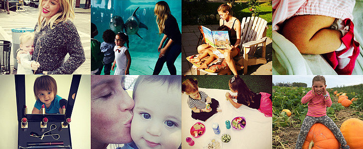 Hilary, Jessica, Mariah, and More Shared the Sweetest Snaps of Their Tots This Week!