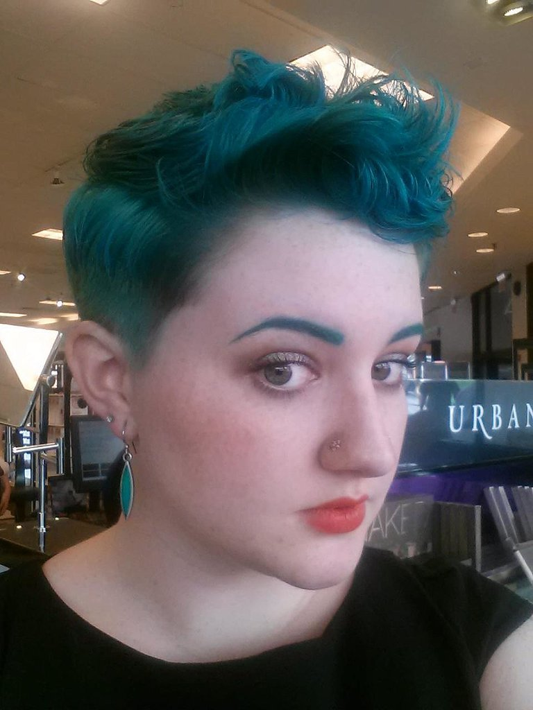 Tapered Teal