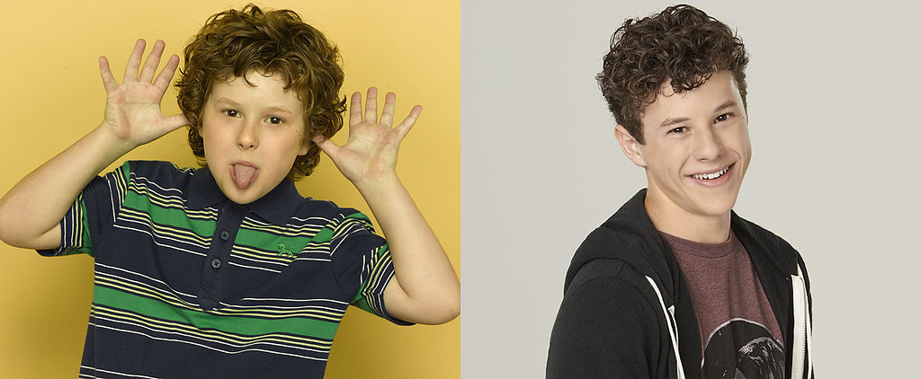 The Modern Family Kids: Then and Now