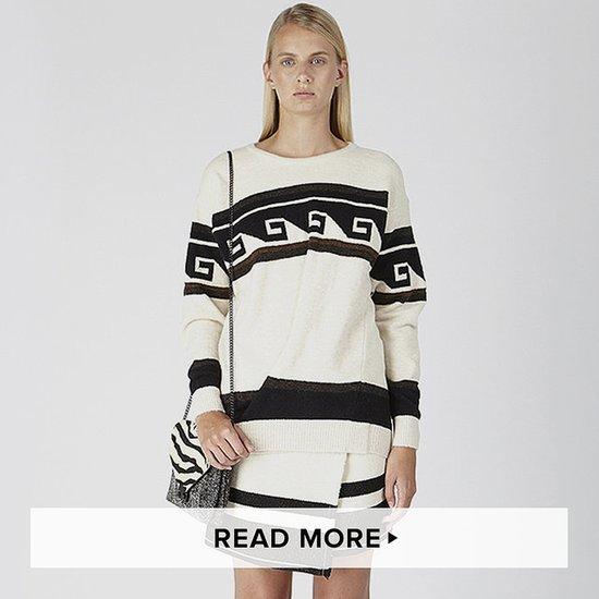 Harvey Nichols Autumn Winter 2014 Fashion Trends Runway Show