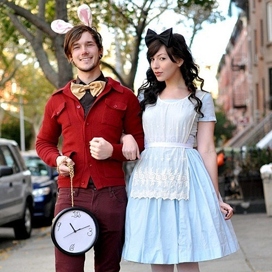 Halloween Couples Costume Ideas 2012