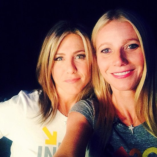Gwyneth Paltrow's Selfies