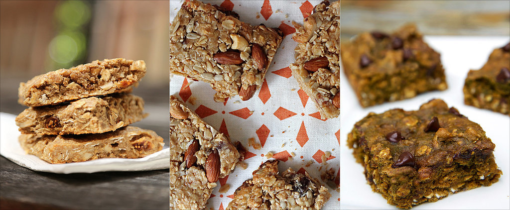 20 Homemade and Healthy Energy Bars