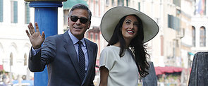 George Clooney Pulled an Ocean's Eleven Stunt at His Own Wedding