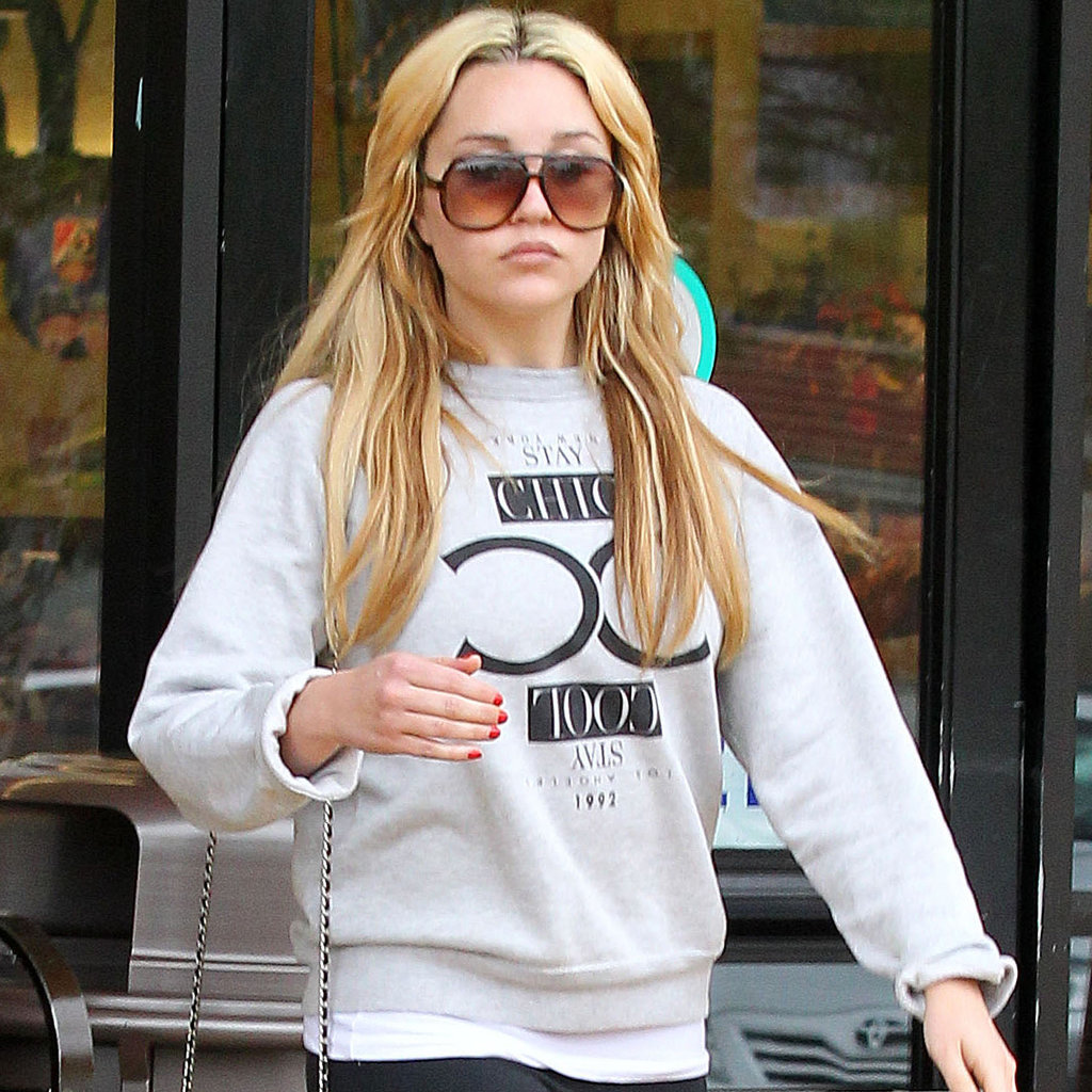 Amanda Bynes Has Been Charged With Her Second DUI