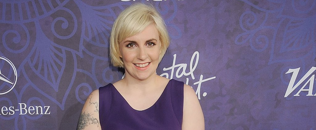 Once Again, Lena Dunham's Thoughts on Sex Are a Breath of Fresh Air