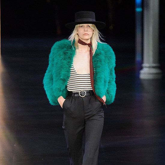 Saint Laurent Spring 2015 Show | Paris Fashion Week