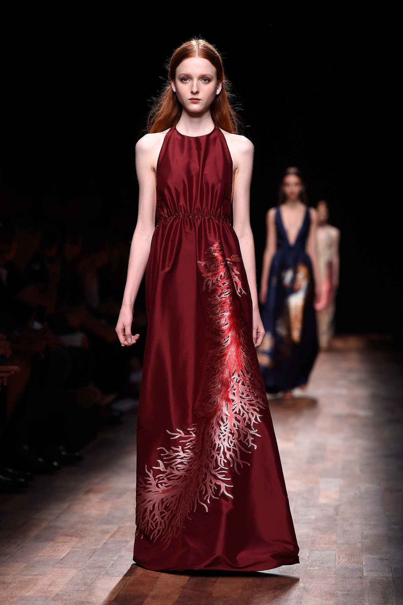 valentino spring 2015 valentino proves theres nothing
