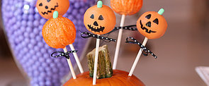 Jack-o'-Lantern Cake Pops Are Almost Too Cute to Eat