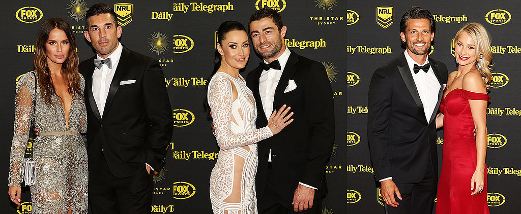 NRL's Big Night: Players and WAGs Shine at the History-Making Dally M Awards