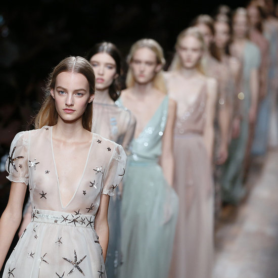 Best Gowns at Fashion Week Spring 2015