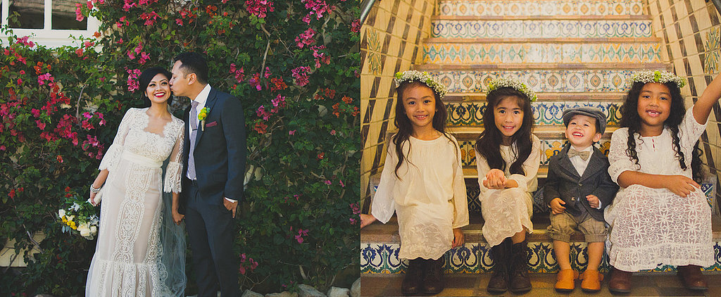 Revel in This Lush, Coastal Wedding Celebration