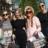 Paris Fashion Week Street Style | Spring 2015