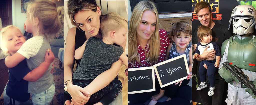 Jessica, Hilary, and More Shared the Sweetest Snaps of Their Tots This Week!