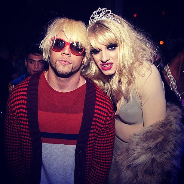 Kurt Cobain Courtney Love Jpg