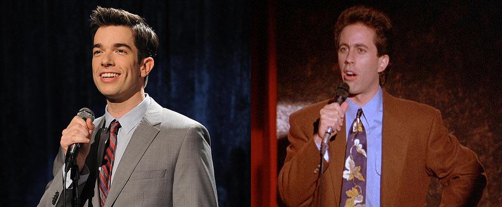 4 Eerie Ways Mulaney Is Just Like Seinfeld