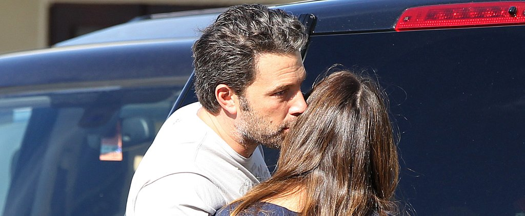 Only Ben Affleck and Jennifer Garner Can Make Parking Lot PDA This Romantic