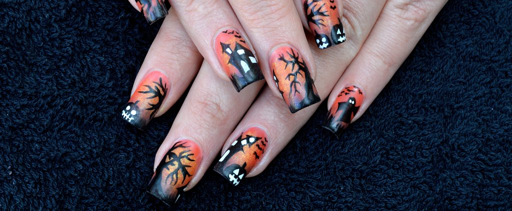 What You Need to Know About Wearing Fake Nails For Halloween