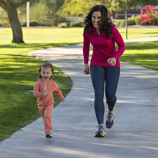 What Moms Have to Deal With When Exercising