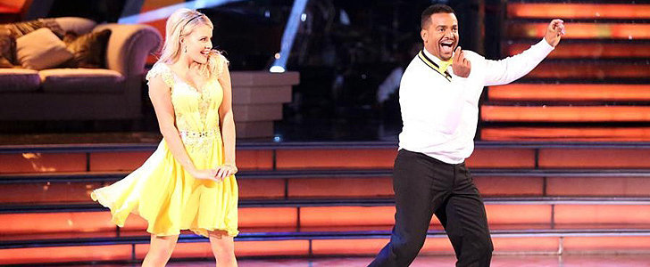 "Alfonso Ribeiro Finally Does ""The Carlton"" on US Dancing With the Stars"