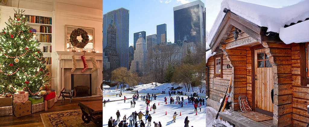 Quiz: Where Should You Escape For the Holidays?
