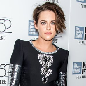 Kristen Stewart at the Clouds of Sils Maria NYC Premiere