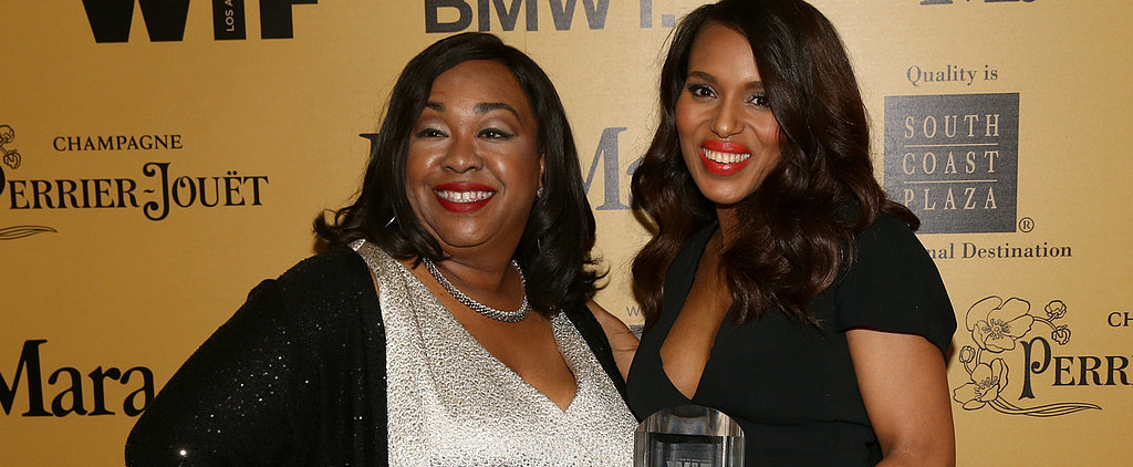 How Shonda Rhimes Is Impacting Race and Gender in Hollywood